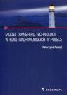 Model transferu technologii w klastrach morskich w Polsce