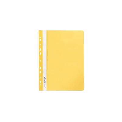 Skoroszyt Biurfol PP zawieszany A4 - żółty (SPP-02-04)