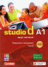 Studio d A1 Język niemiecki Podręcznik z ćwiczeniami + CD Tom 2 Szkoła Funk Hermann, Kuhn Christina, Demme Silke