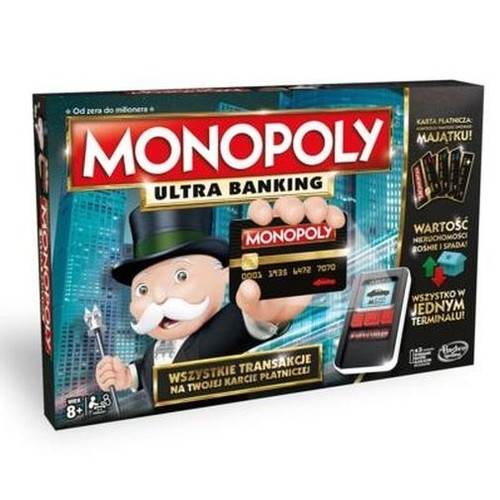 Monopoly Ultimate Banking Edition (B6677)
