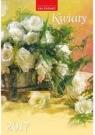 Kalendarz 2017 - Kwiaty MAT