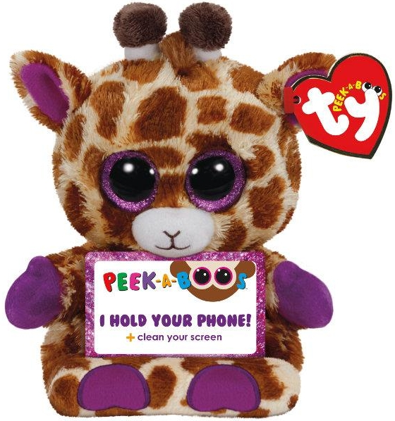 Maskotka żyrafa Jesse (00007)