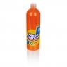 Farba szkolna, 500 ml - pomarańczowa (301112007)