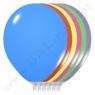 Balony pastelowe MIX B85 27CM. 100SZT.  /0646-MIX/