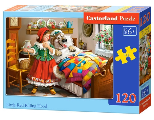 Puzzle 120: Little Red Riding Hood