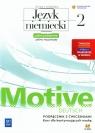 Motive Deutsch 2 Język niemiecki Podręcznik z ćwiczeniami z płytą CD Zakres Jarząbek Alina Dorota, Koper Danuta