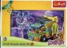 Puzzle 54 Mini  Nieustraszony Scooby Doo (19422)