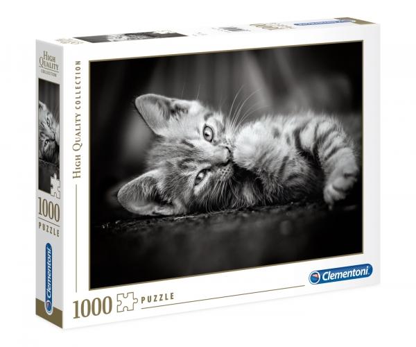 Puzzle HQC 1000: Kociak (39422)