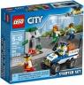 Lego City: Policja - zestaw startowy (60136)