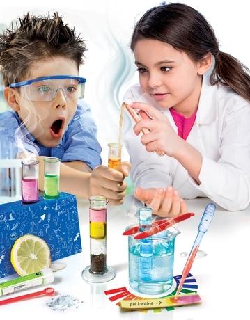 Naukowa Zabawa: 100 eksperymentów (50522)