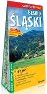 Beskid Śląski laminowana mapa turystyczna 1:50 000