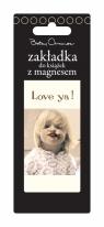 Zakładka magnetyczna ZK014 Love ya! ZKO14