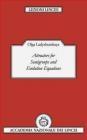 Attractors for Semi-groups and Evolution Equations Olga A. Ladyzhenskaya