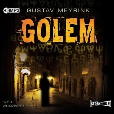Golem audiobook Gustaw Meyrink