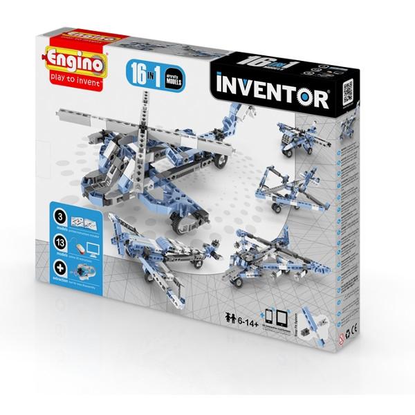 ENGINO Inventor 16 models aircrafts (1633)