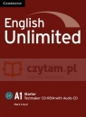 English Unlimited Starter Testmaker CD-ROM +Audio CD