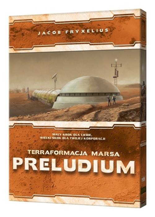 Terraformacja Marsa Preludium