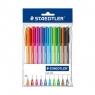 Zestaw długopisów Staedtler 10 kolorów (S 432 35MPB10)