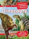Dinozaury. Panoramy z naklejkami