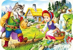 Puzzle  30 Little Red Riding Hood (03228) .