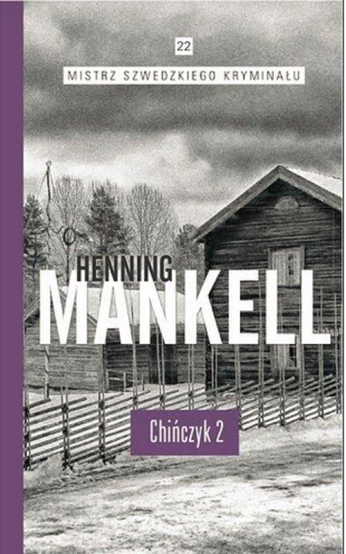 Chińczyk Część 2 Mankell Henning