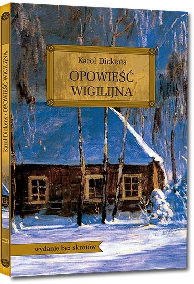 Opowieść wigilijna Karol Dickens