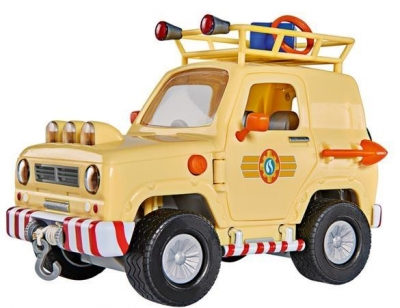 Strażak Sam Jeep ratunkowy (Uszkodzone opakowanie)