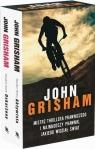 Pakiet. John Grisham Mistrz thrillera prawniczego