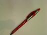Długopis FLEXGRIP ELIT, czerwony