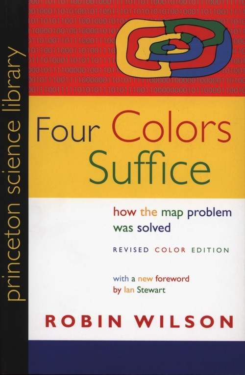Four Colors Suffice Wilson Robin