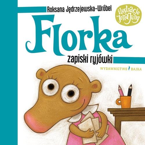 Florka Zapiski ryjówki Jędrzejewska-Wróbel Roksana