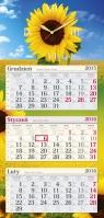 Kalendarz trójdzielny 2020 (mix wzorów)