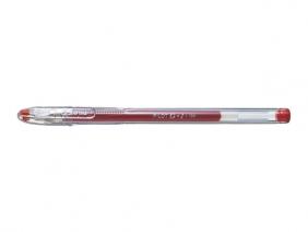 Długopis żelowy Pilot G-1 czerwony (BL-G1-5T-R)
