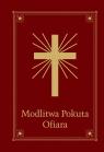 Modlitwa Pokuta Ofiara Modlitewnik