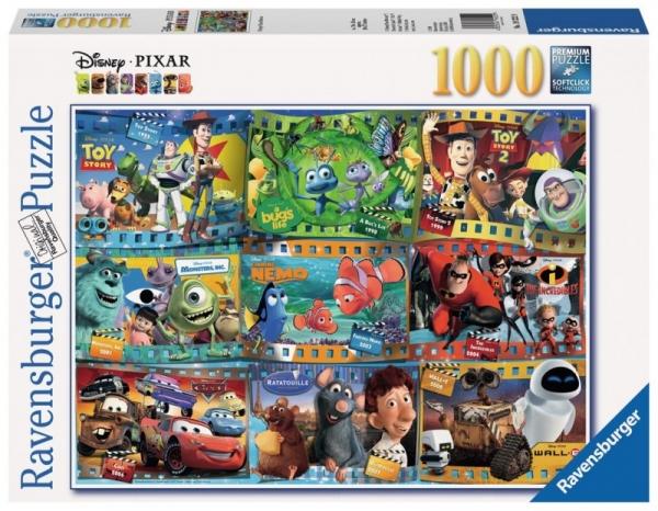1000 Elementów, Disney Kadry z bajek (192229)