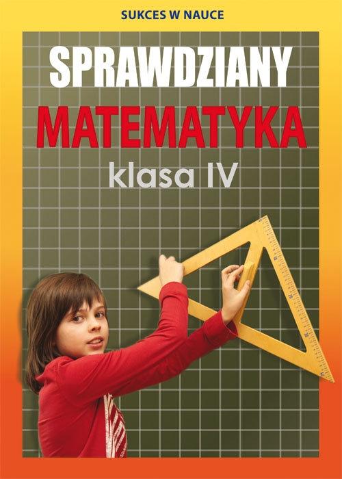 Sprawdziany Matematyka Klasa IV Figat-Jeziorska Agnieszka