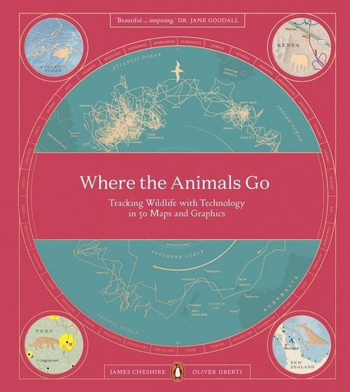 Where The Animals Go Cheshire James, Uberti Oliver