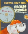 Proszę Słonia z płytą CD Kern Ludwik Jerzy