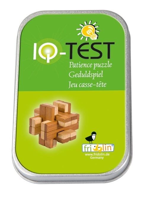 IQ-Test 3D Puzzle Bryła
