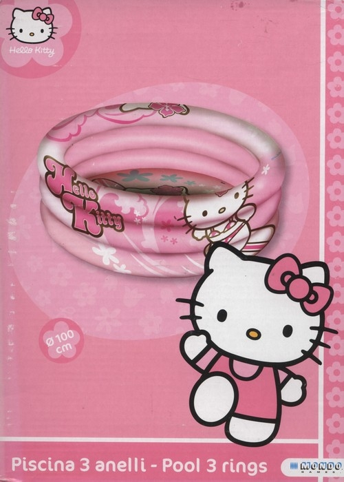 Basen dmuchany Hello Kitty