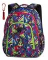 Coolpack - Strike - Plecak młodzieżowy - (85229CP) (pompon gratis)