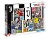 Puzzle 104 Supercolor: Juventus (27522)