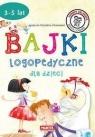 Bajki logopedyczne dla dzieci Agnieszka Nożyńska- Demianiuk