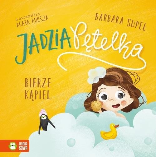 Jadzia Pętelka bierze kąpiel Supeł Barbara