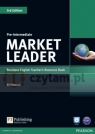 Market Leader 3ed Pre-Inter TB with TM CDR
