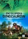 Encyklopedia dinozaurów Poznaj świat strasznych jaszczurów Baturo Iwona