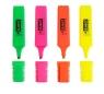 Zakreślacz 1127 4 kolory komplet D.RECT