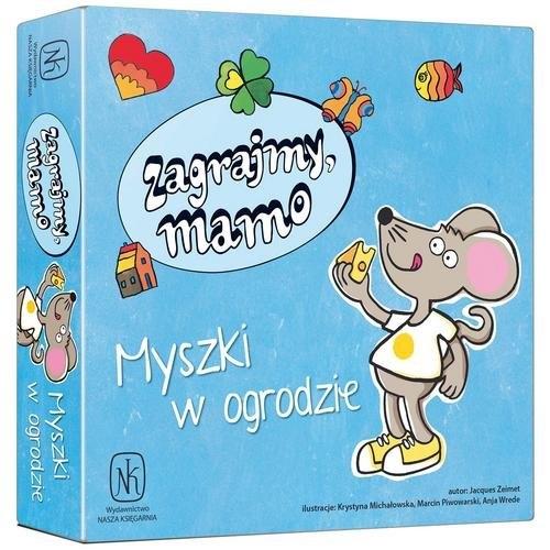 Zagrajmy, mamo Myszki w ogrodzie