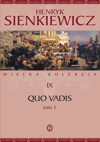 Qou Vadis T.1 Sienkiewicz Henryk