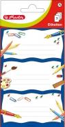 Naklejki szkolne przybory (830232)